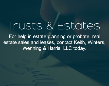 trust and estates