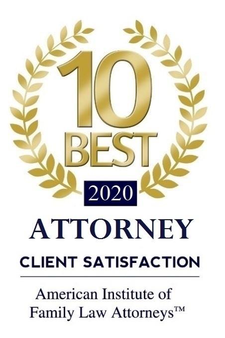 AIOFLA 10 Best 2020 Attorney Client Satisfaction